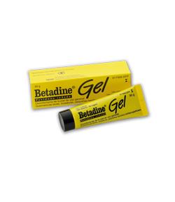 Gel BETADINE 30gr Infecciones/ Heridas