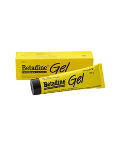 Gel BETADINE 100gr Infecciones/ Heridas