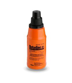 Solución Jabonosa 4% BETADINE 125ml