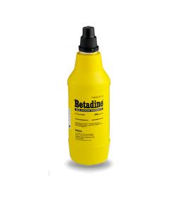 Solución Dérmica BETADINE 500ml Infecciones/ Heridas