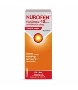 Nurofen Pediátrico 40ml/ml 150ml Fresa