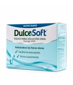Polvo para Solución Oral 20sob DULCOSOFT Estreñimiento