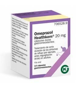 Omeprazol HealthKern 20mg 14 cápsulas