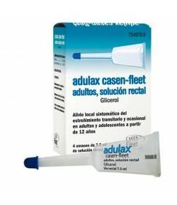 Adulax 7.5 Solución Rectal, 4 Enemas