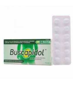 Buscapidol 24 Cápsulas Blandas Gastrointestinal